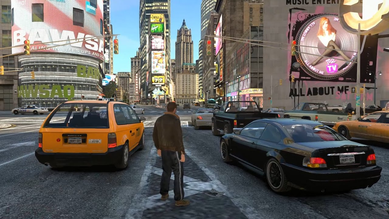 grand theft auto iv download free