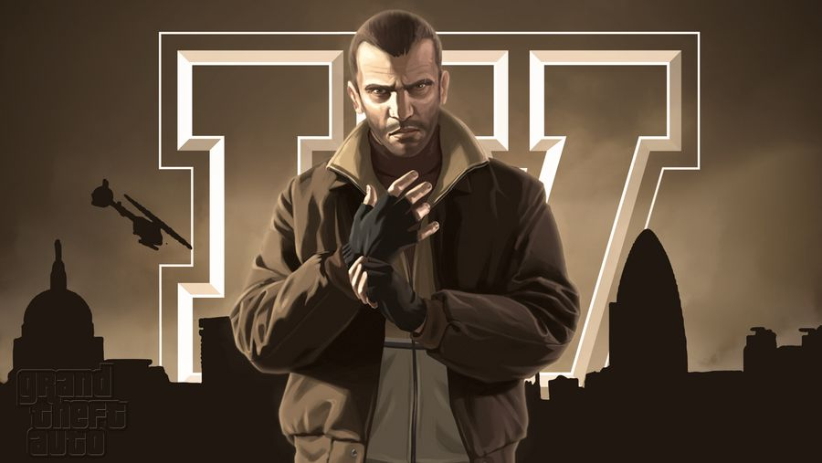 GTA 4 Complete Edition Download [PC] Full Version All DLC – Full Game