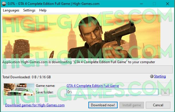 gta 4 download pc