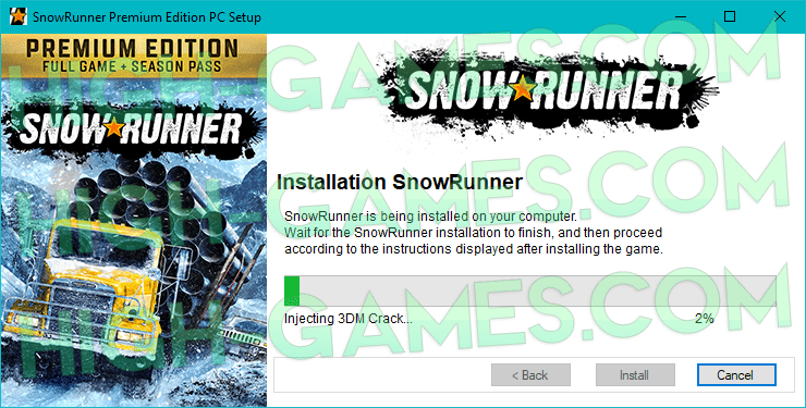 how to download SnowRunner