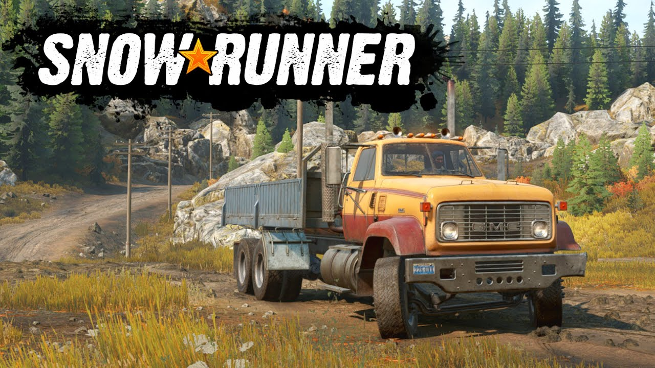 SnowRunner download free
