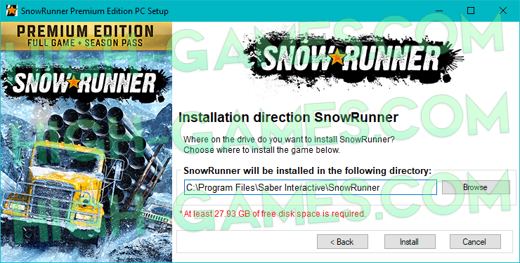 SnowRunner full version download