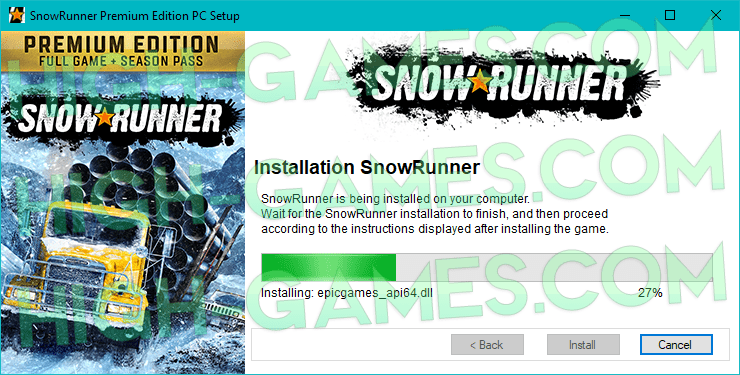 SnowRunner full game download pc
