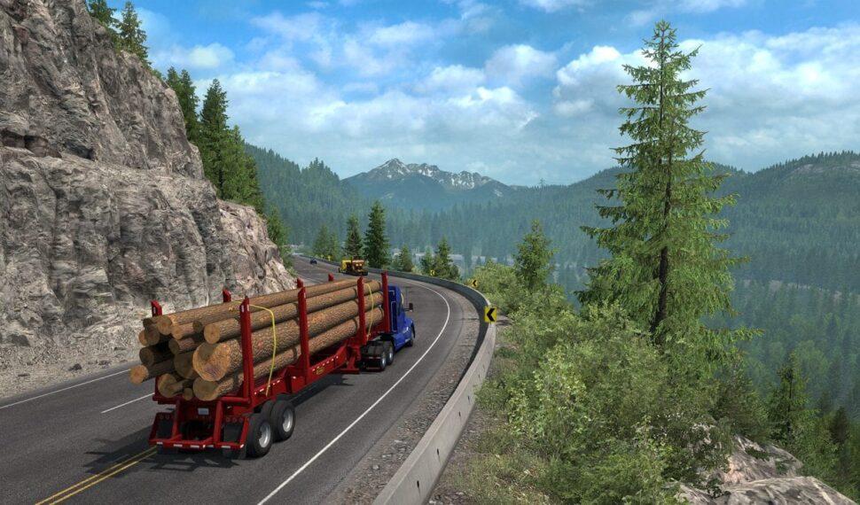 american truck simulator lego dlc download