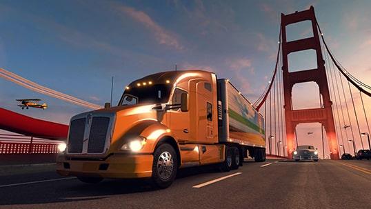 American Truck Simulator ultimate edition download